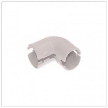 Curva ispezionabile reversibile ⌀ 16 mm, grigio - ROSI RS16021