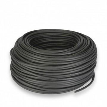 Cavo di installazione N07V-K nero, 1x2,5 - costo al metro - ELECTRALINE 31350