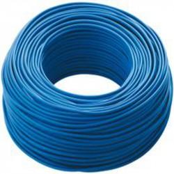 Cavo unipolare N07V-K flessibile - matassa da 100mt - 1X2,5mm2 blu chiaro -
