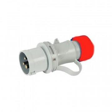 Spina mobile a bassa tensione 380/415V 32A - 3P+T - FANTON 70124