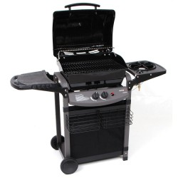 """Barbecue a Gas Sochef """"Piùsaporillo"""" 130x53x105cm - G20513"""