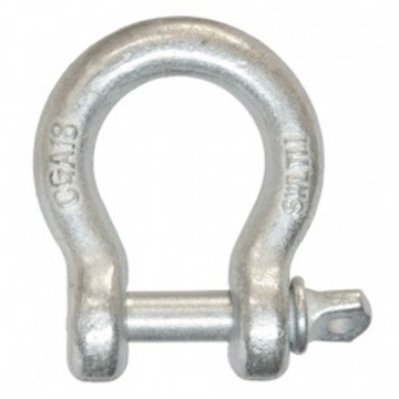 Grillo a cuore con perno occhio circolare in acciaio zincato MM 27/28 - STAMPERIA CARCANO GIUSEPPE S4728
