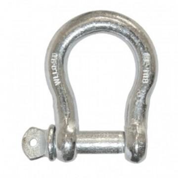 Grillo a cuore - tipo commerciale - in acciaio zincato MM 8 - STAMPERIA CARCANO GIUSEPPE A04908