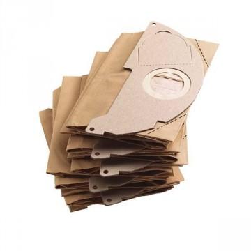 Sacchetto filtro in carta KARCHER per Aspiratore WD2200/SERIE A 20XX 69043220 conf. 5 pz