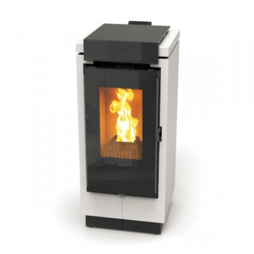 Stufa Pellet THERMOROSSI - MON AMOUR 7.7 KW - disponibile in 2 COLORI