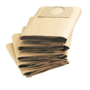 Sacchetto filtro in carta per aspirapolvere KARCHER per Aspiratori MV - 6.959-130.0 conf. 5pz