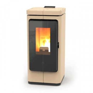Stufa Pellet THERMOROSSI - 2000 METALCOLOR 7.7 KW - disponibile in 4 COLORI