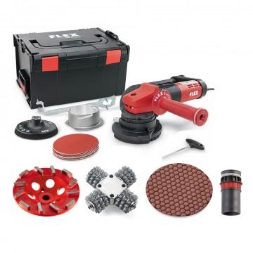 KIT RETECFLEX, l'utensile universale per levigare, fresare, perforare e lucidare - FLEX 440.124