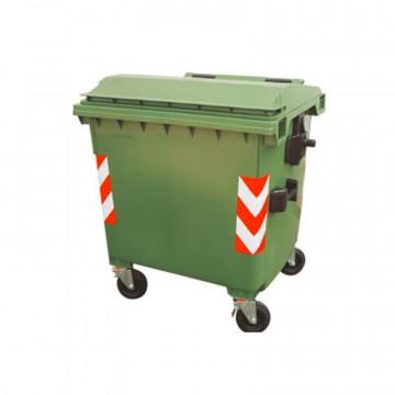 Cassonetto per rifiuti - lt. 1000 - disponibile in diversi colori - JCOPLASTIC