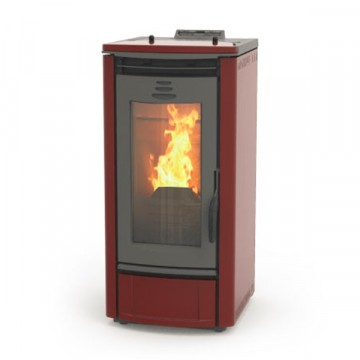 Stufa Pellet THERMOROSSI - 5000 TCOM METALCOLOR 10.2 KW - disponibile in 4 COLORI