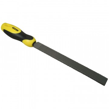 Raspa piatta in acciaio - taglio bastardo - lunghezza 200 mm - STANLEY 0-22-465