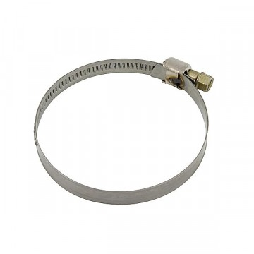 Fascetta metallica Clampex stringitubo - ⌀ 12-20 - Blister 4 pezzi - FRIULSIDER 38010009040F2