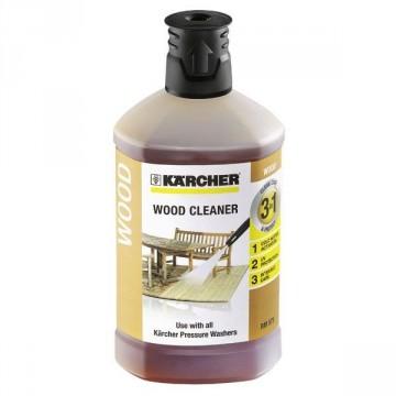 Detergente per legno 3 in 1 per Idropulitrici KARCHER 62957570 conf. 1 litro