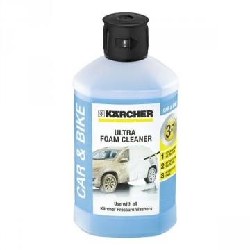 Detergente schiumogeno per Auto e Moto 3 in 1 per Idropulitrici KARCHER 62957430 conf. 1 litro