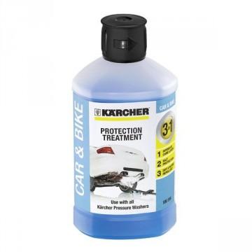 Cera protettiva per carrozzerie Auto e Moto 3 in 1 per Idropulitrici KARCHER 62957590 conf. 1 litro