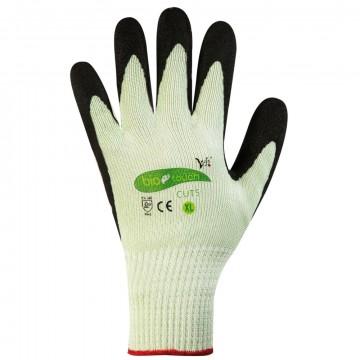 "Guanto Bio touch ""Cut5"" in fibra naturale di bamboo, antitaglio - GAMMA PENNELLI - VEGA BIOTOUCHCUT5"