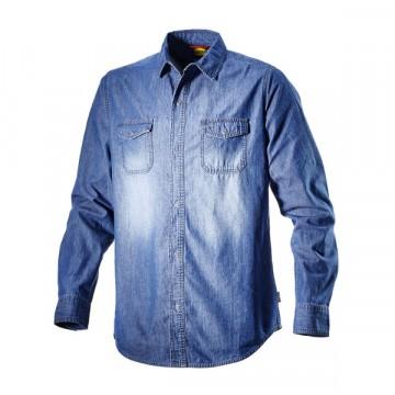 Camicia di jeans Unisex SHIRT DENIM DIADORA UTILITY - 171663 C6535