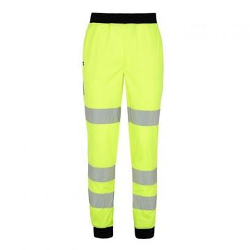 Pantalone da lavoro Unisex PANT PL HV DIADORA UTILITY - Giallo - 170746 97034