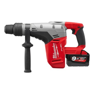 Martello Demo-Perforatore SDS-Max M18 CHM-902C - fornito con 2 batterie e valigetta - MILWAUKEE 4933451361