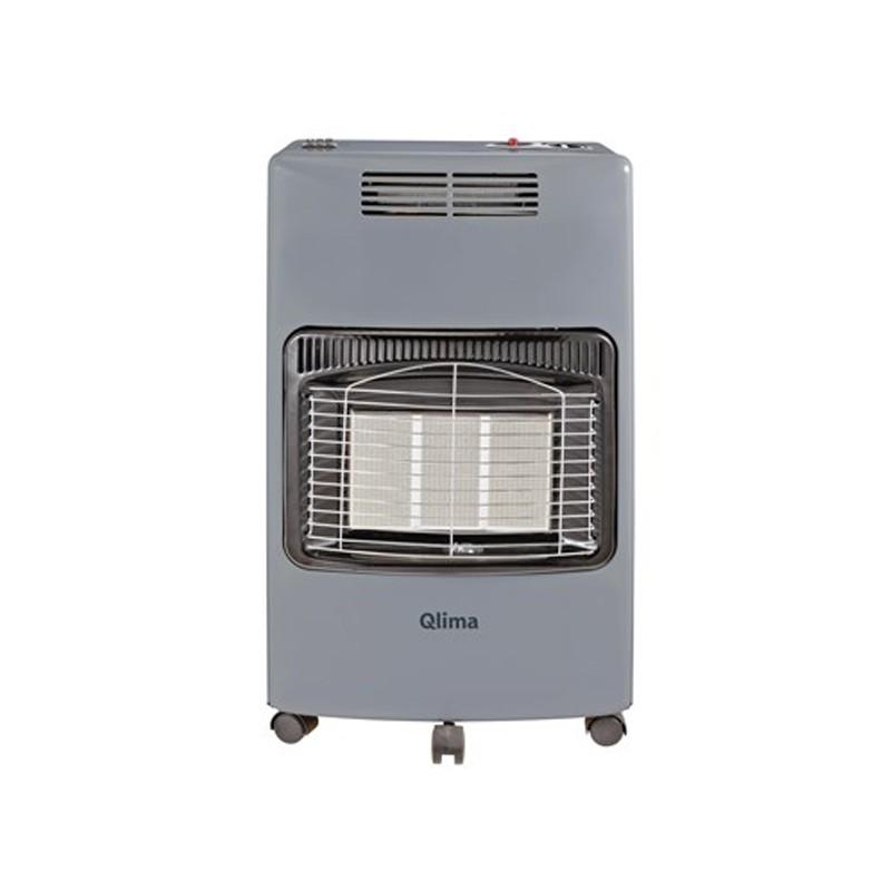 Stufa a gas ad infrarossi 4100w qlima gh959rf mollostore - Stufa elettrica ad infrarossi ...