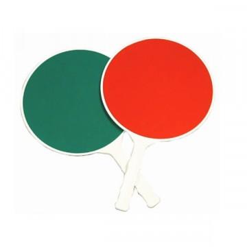 Paletta per moviere bicolore Verde/Rosso - SISAS 909027001