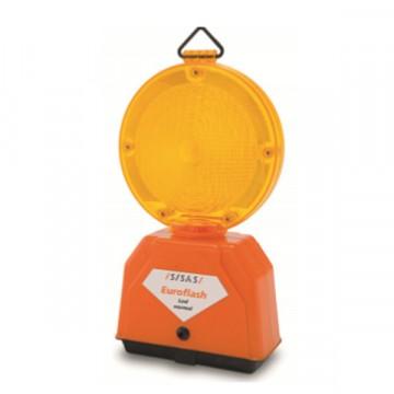 """Lampeggiatore """"EuroFlash"""" Giallo Lampeggiante 2 LED - SISAS S.P.A. 202000026"""