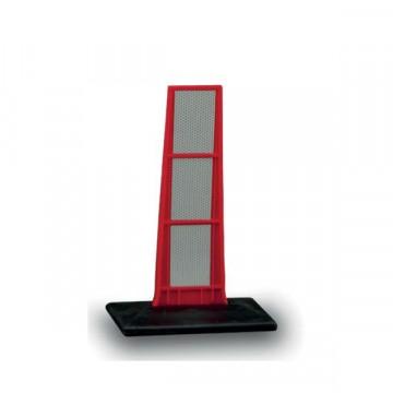 Delineatore Flessibile in Plastica con 6 inserti rifrangenti - HI.FLEX - SISAS 104730025