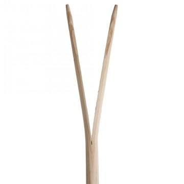 Manico legno per Rastrello