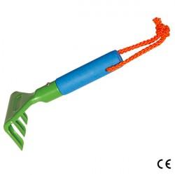 Rastrello con manico corto - VERDEMAX 3068