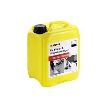 Detergente universale KARCHER RM 555 per Idropulitrici KARCHER 62953570 conf. 5 litri