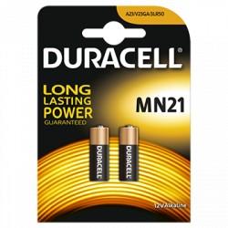 Confezione da 2 pile MN21 Duracell