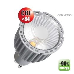 """Faretto a LED CENTURY """"Superlux"""" - 7W - GU10 - SL7LED-071030"""