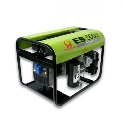 Generatore di Corrente Monofase PRAMAC ES 5000 AVR Motore Honda 230 V