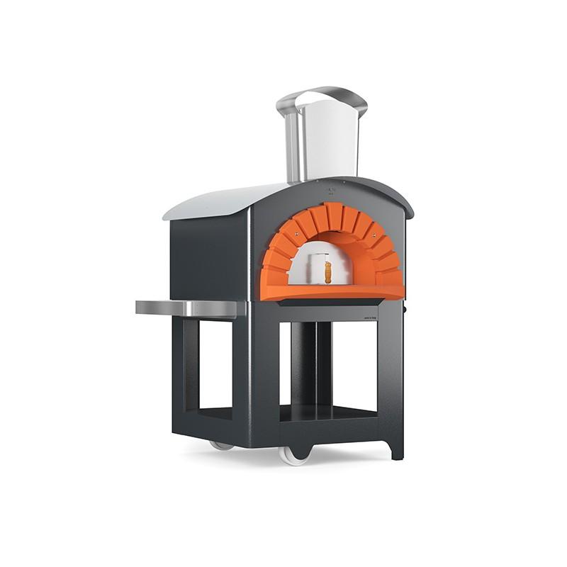 Prezzo forno alfa pizza prezzo forno alfa pizza forno a legna ciao m in acciaio inox alfa - Forno a legna refrattario prezzo ...