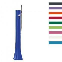 """Doccia Solare in Polietilene """"Happy Go"""" - 23 Litri - Disponibile in 8 colori - ARKEMA"""