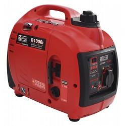 Motogeneratore Inverter 1000 W - DUCAR - D 1000i Motore a 4 Tempi OHV - 54 cc - 030400
