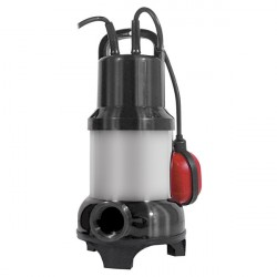 Elettropompa Sommersa per Acque Scure ELPUMPS CT 2274 - 450 W - 9000 lt/h Prevalenza 6 m - 028123