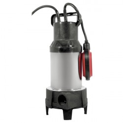 Elettropompa Sommersa Trituratrice per Acque Scure ELPUMPS BT 6877 K INOX - 1600 W - 26000 lt/h Prevalenza 18 m - 028130
