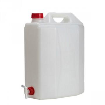 Tanica Canestro con rubinetto 20 litri