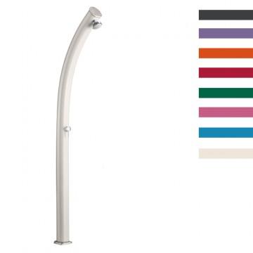 """Doccia Solare in Alluminio """"Jolly"""" - 25 Litri -Disponibile in 9 colori - ARKEMA A 500"""
