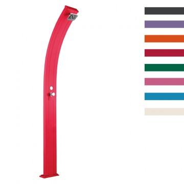 """Doccia Solare in Alluminio """"Spring"""" - 30 Litri - Disponibile in 8 colori - ARKEMA A 100"""