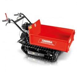 Motocarriola a cingoli CAMISA TP 280 Portata 400 Kg Motore SUBARU EX 17