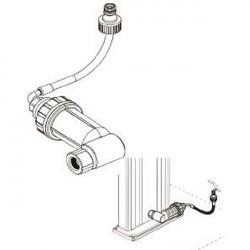 Kit filtro anticalcare - Per doccia Arkema - Arkema D 150