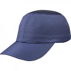 Caschetto Antiurto tipo baseball DELTA PLUS Blu - COLTABL