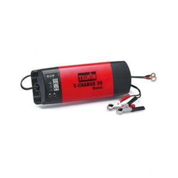 Caricabatterie Portatile intelligente auto moto T-CHARGE 20 BOOST 12-24V - TELWIN - 807563