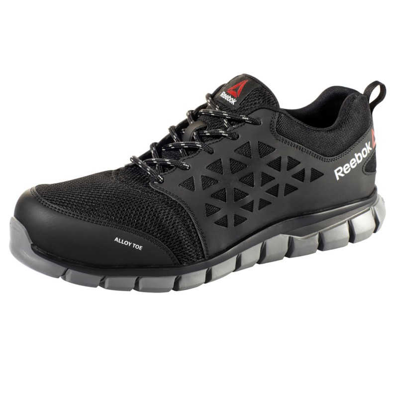 Scarpe antinfortunistiche REEBOK WORK EXCEL LIGHT Nero S1P SRC IB1031