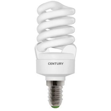 lampadina basso consumo : Lampadina Basso Consumo SPIRALE Micro ? 41 - 18W - E14 - 6400?K ...