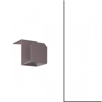 Porta Gomma per fontanella quadrata - BEL FER 42/PGQ in 14 colori