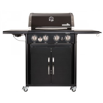 "Barbecue a Gas con 4 Bruciatori Australian Line - OUTDOORCHEF ""PERTH 4+ G"" - 18.131.28"
