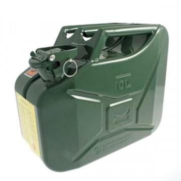 Tanica Carburante in Metallo da 10 litri - 005321 BRAUMAR